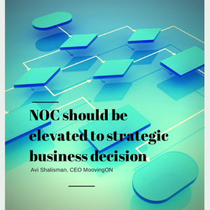 NOC as a strategic business decision