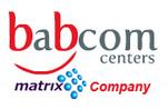 babcom centers logo