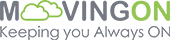 MoovingON – AlwaysON Solutions Logo